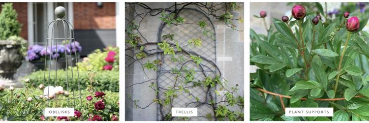 Agriframes Obelisks and plant supportslow res